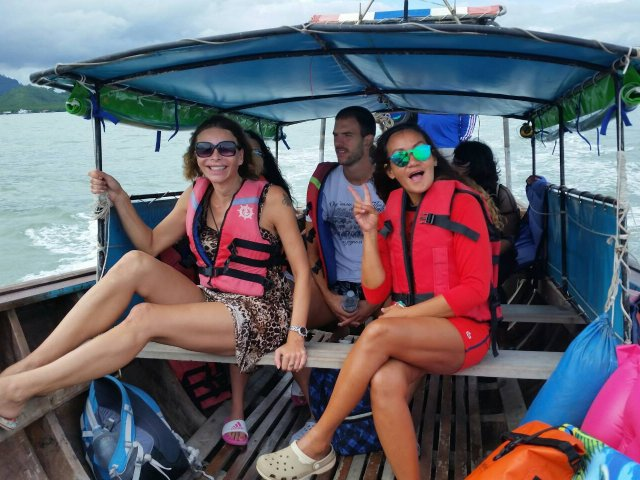 Triple Diamond Tours Thailand Our Guest
